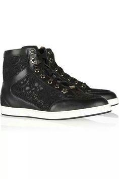 huge discount 21381 a89ce Zapatillas, Bolsas, Zapatos De Encaje Negros, Cordones Negros, Botas Con  Tacón