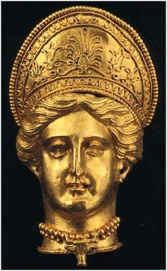 The Scythians enigmatic and mighty folk 4 ages before Cristmas Christ !!!!!!!!!!!!!! As this looks like russian woman