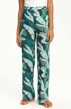 silk tropical pants.  these are kind of great.  perfect to wear on vaca.