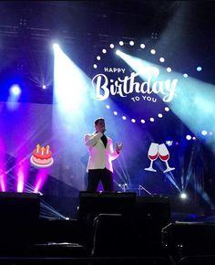 Happy birthday via twitter to Séb from Ana Lucia  #wecameheretolove #wecameheretolovetour #sebsoloalbum #seblive #teamseb #sebdivo #sifcofficial #ildivofansforcharity #ildivo #sebastienizambard #singer #band #popstar #vip #musiclovers #music #composer #producer #artist #charityambassador #instagood #instamusic #carlosmarin #davidmiller #ursbuhler #castlesandcountrytour #timeless #timelesstour #sebstour