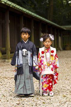 Kimono Kids - 七五三