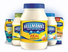 Hellmann's mission is to add extra flavor to your favorite recipes with its tasty product range & commitment to responsibly sourced ingredients. Blue Ribbon, Sauces, Curves, Tasty, Favorite Recipes, History, Food, Products, Meal