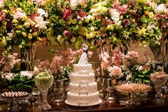 Casamento - Wedding Gabi Feres Styling Decor - Iate Clube Santos.