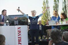 Anna Maria Corazza Bildt gästar EU-programmet.