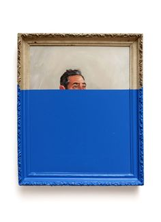 """Oliver Jeffers Dipped Painting """"Without A Doubt Part 3"""" Love these! #art #artists #yes"""