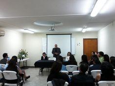 Acto Académico, Maestría en PNL