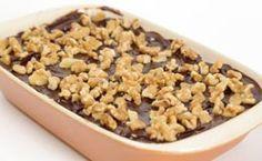 Receita de pavê de nozes com chocolate: sobremesa fácil de fazer é de Alê Francês, do 'Cozinheiros em Ação'.
