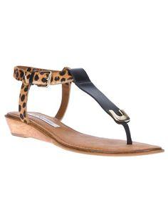 DIANE VON FURSTENBERG 'Dion' sandal