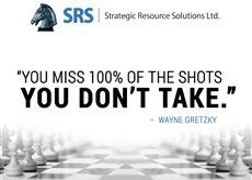"""""""""""You miss 100% of the shots you don't take.""""  – Wayne Gretzky"""""""