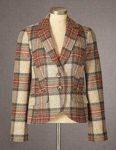 British Tweed Blazer by Boden