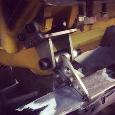 Hemi motor mounts for the deuce roadster. 4x4 Trucks, Custom Trucks, Ford Trucks, Custom Cars, Jeep Rat Rod, Jeep 4x4, Rat Rods, Rock Crawler Chassis, Diy Forge