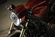 Honda CBR600F3 Street Fighter ~ Return of the Cafe Racers