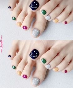 art Pin by ymw wmy on Nail in 2019 Nails by Nails in 2019 by wmy Pin Manicure Nail Designs, Manicure E Pedicure, Toe Nail Designs, Art Designs, Feet Nails, My Nails, Feet Nail Design, Short Nail Designs, Toe Nail Art