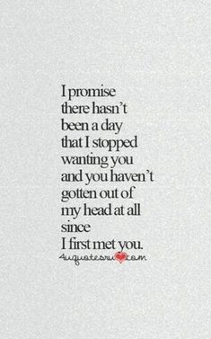 Took the words right out of my mouth. wanting you, is something that can and will never stop. Being with you is the most amazing and magical thing that has ever and will ever happen to me. I love you so very very much Love Quotes For Wedding, Love Quotes For Her, Romantic Love Quotes, Good Life Quotes, Great Quotes, Inspirational Quotes, Love Quotes For Marriage, Good Sayings, Quotes About Loving Someone