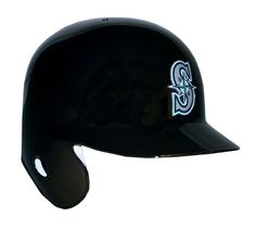 Seattle Mariners Official Batting Helmet - Right Flap