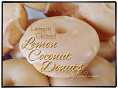 Lemon Glazed Lemon C