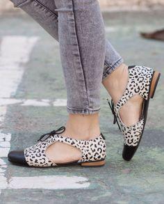 Sahara Leopard | Bangi Shoes