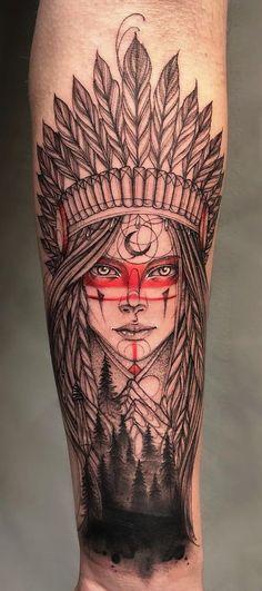 Bohemian tattoo (by Lucas Lua de Souza) - Full Arm Tattoos, Wrist Tattoos For Guys, Small Girl Tattoos, Dope Tattoos, Head Tattoos, Forearm Tattoos, Arm Band Tattoo, Body Art Tattoos, Sleeve Tattoos