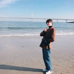 So happy to see him spending some quality time for himself 😍😍😍😍😍😘😘😘😘 I Crave You, Kpop Backgrounds, Fall For You, Songs To Sing, Wonwoo, Secret Life, Aesthetic Pictures, Boyfriend Material, Handsome Boys