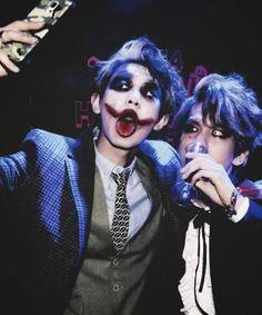 Chanyeol & Baekhyun EXO Halloween