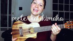 Learn to Play Mele Kalikimaka - Bing Crosby on ukulele 🌸🌴☀️