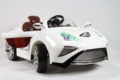Ride on Car Toy Bugati Style Electric Power Wheel with Remote, 12V Battery , 2 MOTORS, Keys.
