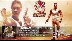 Singham Returns - Ajay Devgan, Kareena Kapoor Khan, Rohit Shetty