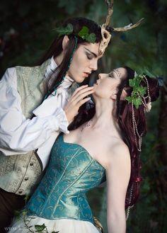 Midsummer Nights Dreaming - Lunaesque Fantasy photography