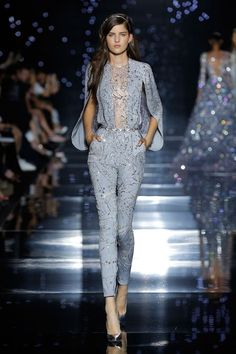Zuhair Murad Spring 2016 Couture Collection - Vogue