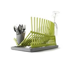 High and Dry Dish Rack