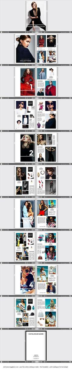 Crea catalogo gratis online e stampa a un prezzo conveniente su https://it.magglance.com/catalogo/crea-catalogo #catalogo #template #design #modello #esempio #progetta #crea #layout #online