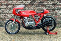 The mighty 1970s Benelli Sei: flagship of the Italian motorcycle industry, and possessed of the best-looking exhaust system ever.