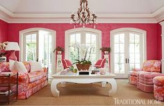 My Kentucky Living : In the Pink