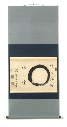 Enso zen art Zen Art, Company Logo, Calligraphy, Printmaking, Spiritual, To Draw, Lettering, Calligraphy Art, Hand Drawn Typography