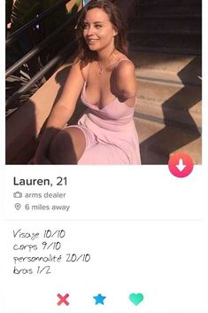 Cette Lauren me plaît bien ! - Be-troll - vidéos humour, actualité insolite