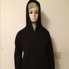 Old navy jacket with hood Old Navy jacket with hood. Has a lining on the inside. Jacket is in excellent condition. Zippers functional.  Depending on the light, colors may look lighter or darker in photos.   NO TRADES NO PAYPAL ✅BUNDLES WITH A DISCOUNT ✅HOLDS ✅PRICE NEGOTIATIONS  ✅ORDERS OVER $20 WILL RECEIVE A FREE GIFT Old Navy Jackets & Coats