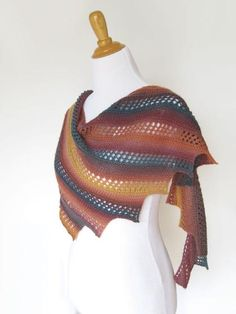 Reflection Line - Knitting Patterns and Crochet Patterns from KnitPicks.com