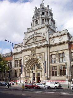 London - Victoria and Albert Museum