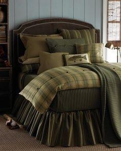 Tartan Plaid Bedding   Traditional Bedding - page 33