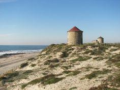 Apúlia, la playa delviento #portugal #viajes