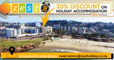 Take advantage of our last-minute manager special and receive a HUGE 20% DISCOUNT on our Seabrook holiday accommodation! Yip that's right, we are offering a massive 20% DISCOUNT! PLEASE NOTE: This special offer ONLY applies to bookings made before the end of February 2021 and must be made DIRECTLY … The post Last-Minute Manager Special appeared first on Zest Holidays.
