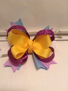 Hey, I found this really awesome Etsy listing at https://www.etsy.com/listing/184516150/boutique-bow