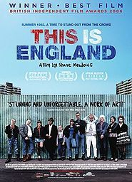 This Is England - Jenn C. made me watch this a few months ago. SO good and even though its very much a drama, the 12 year old boy has one of the best laughs in any movie.