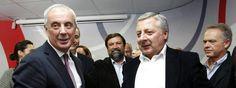 """Pachi Vázquez llama a abrir un """"periodo de reflexión"""" socialista"""