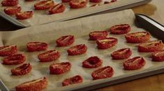 Tomato Recipe - How to Make Sun-Dried Tomatoes   My Sweet Tooth