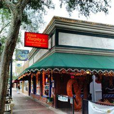 Haus Murphy's - Glendale, AZ - German food!! Das ist gut.