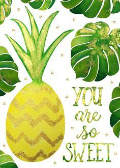 Randi Zafman/Green Tropical Leaves represented by Liz Sanders Agency