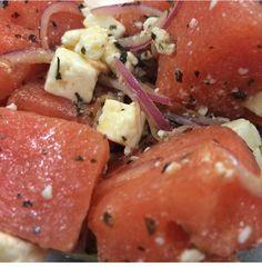 BBQ SALAD - Watermel