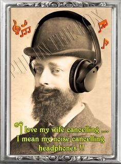 Noise Cancelling Headphones, Over Ear Headphones, I Love My Wife, Blank Cards, Greeting Cards, Etsy Shop, Trending Outfits, Handmade Gifts, Victorian