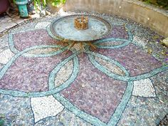 Jeffrey Bale: Art in Stone - Mosaic Pathways